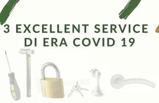 3 EXCELLENT SERVICE UNTUK CUSTOMER DI ERA COVID 19