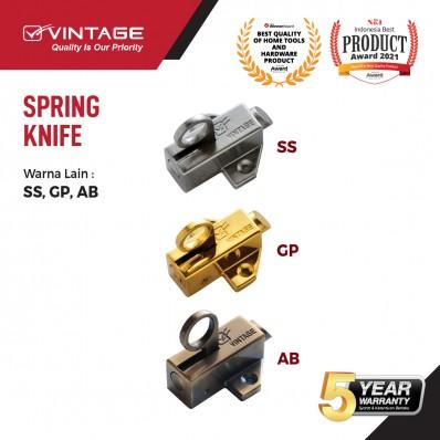 SPRING KNIFE / SLOT JENDELA VINTAGE