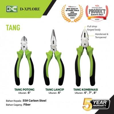 TANG KARET D-XPLORE