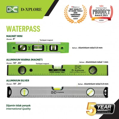 WATERPASS D-XPLORE