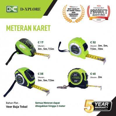 METERAN KARET D-XPLORE