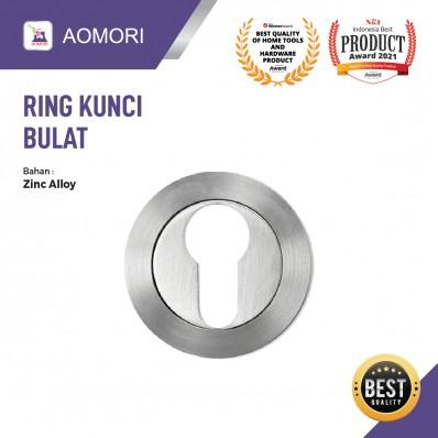 RING KUNCI PINTU 4201 SILVER AOMORI