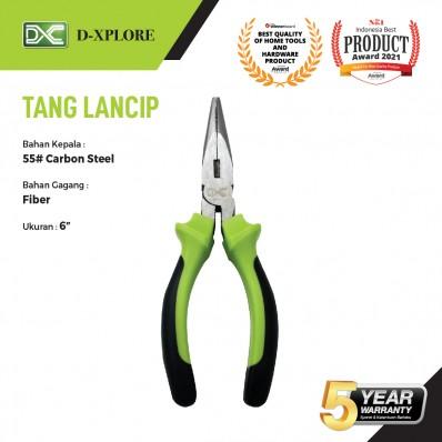 TANG LANCIP GAGANG FIBER D-XPLORE