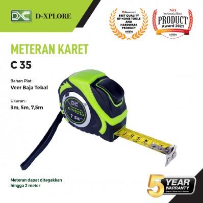 METERAN KARET C35 D-XPLORE