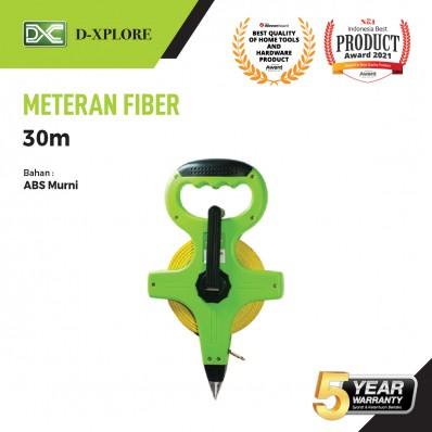 METERAN FIBER / METERAN TANCAP UK. 30 M D-XPLORE