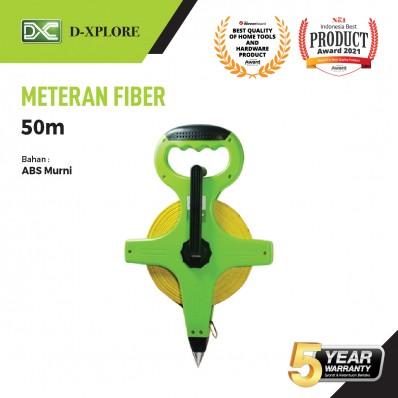 METERAN FIBER / METERAN TANCAP UK. 50 M D-XPLORE