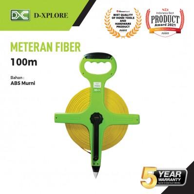 METERAN FIBER / METERAN TANCAP UK. 100 M D-XPLORE