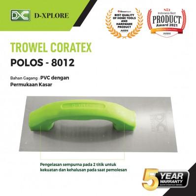 CETOK SEMEN TROWEL CORATEX POLOS D-XPLORE