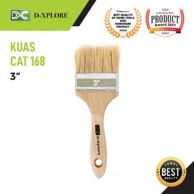 KUAS CAT 3 INCH D-XPLORE