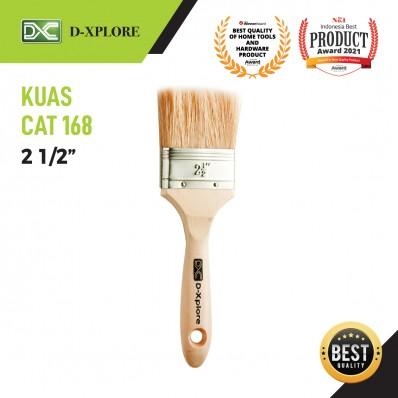 KUAS CAT 2 1/2 INCH D-XPLORE