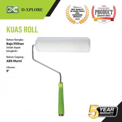 KUAS CAT ROLL D-XPLORE
