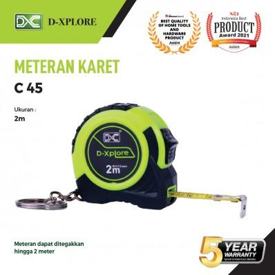 METERAN KARET C45 D-XPLORE