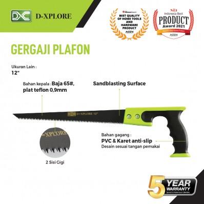 GERGAJI PLAFON D-XPLORE