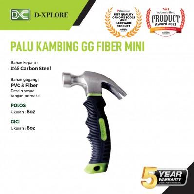 PALU KAMBING MINI GAGANG PVC D-XPLORE