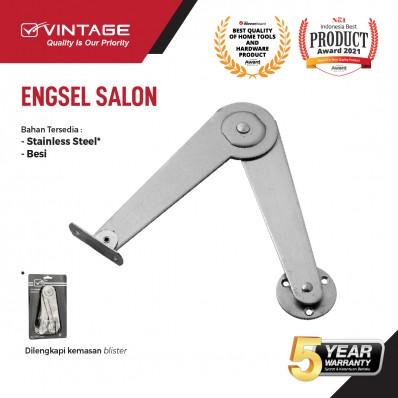 ENGSEL SALON STAINLESS STEEL VINTAGE